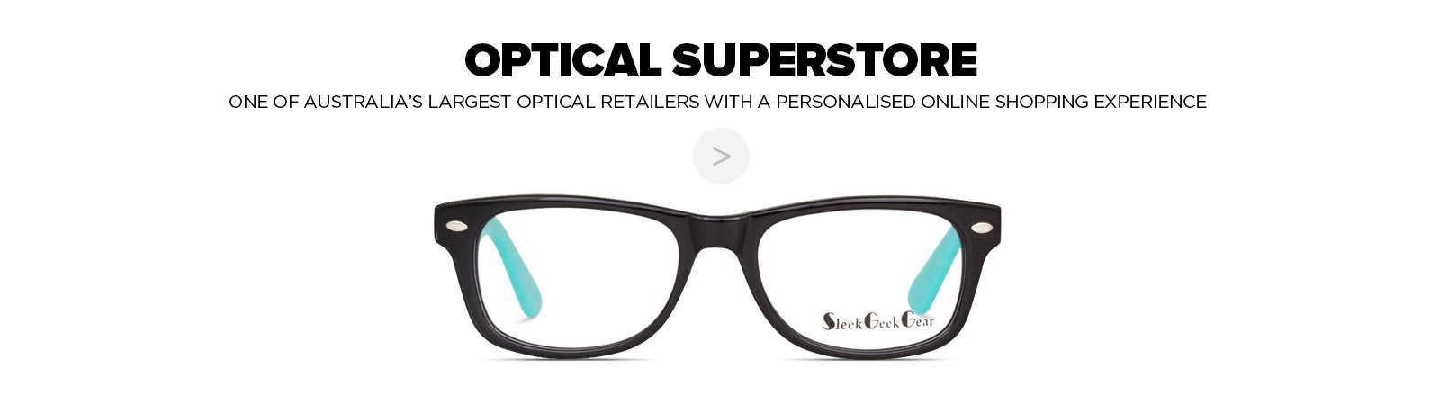 Optical Superstore e-commerce website built by NOW Solutions Digital Agency